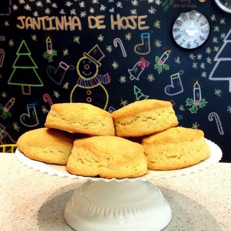 Biscuits para o café da manhã