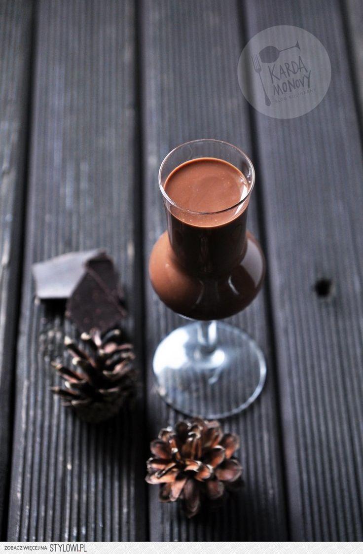 Likier czekoladowo-piernikowy https://kardamonovy.blog… na Stylowi.pl