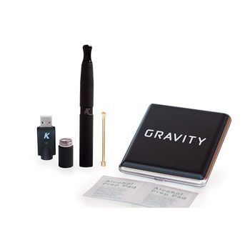 Buy Kandypens Gravity from Haze Smoke Shop of Vancouver Canada online and from retail shops. If you are in search of a one of a kind vaporizing experience, here comes Kandypens Gravity. It features elevated air flow system which means you will not have to worry about leaking or clogging. It also comes with titanium coils and you will have 4 temperature settings to choose from. The 10 second auto shut off feature is there to ensure safety. The best part is the upgraded glossy black…