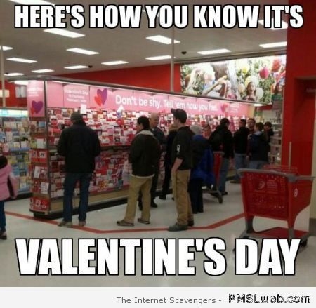 Funny Valentine Day pictures – Your Valentine's Day guide | PMSLweb