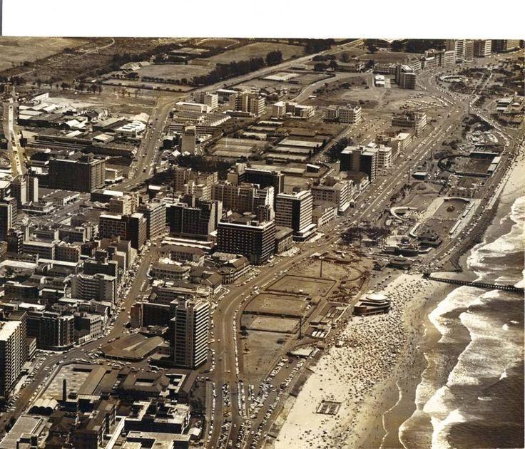 Durban Beach circa 1961. Google Search