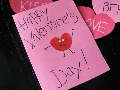 126 best images about Valentines Day Teaching Ideas – Easy Valentine Cards for Kids