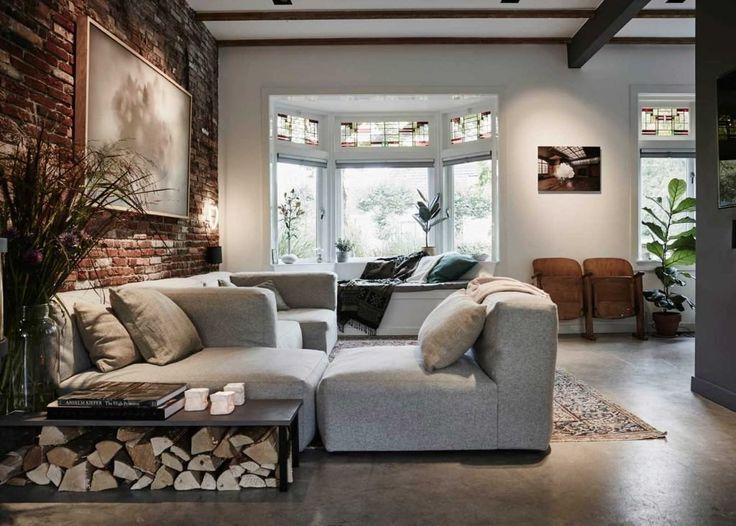 Woonkamer | Casper Faassen house | Jeroen van Zwetselaar (ZW6)