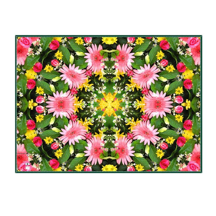 top3 by design - Glorious Difference - gd picnic rug sunshine