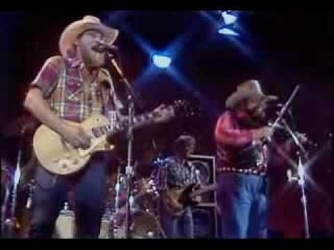 "Charlie Daniels Band  live1979 ""The Devil Went Down To Georgia"""