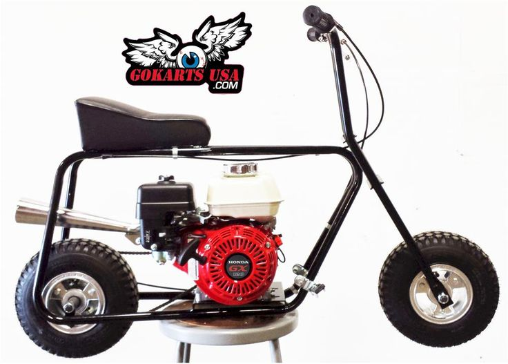 The Hornet Minibike Old School Honda Gx Engine Hornet Minibike