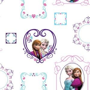 Frozen Frames Wallpaper