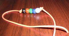 First Reconciliation Prayer Bracelet