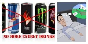 Le bevande energetiche aumentano le prestazioni, ma anche l'insonnia