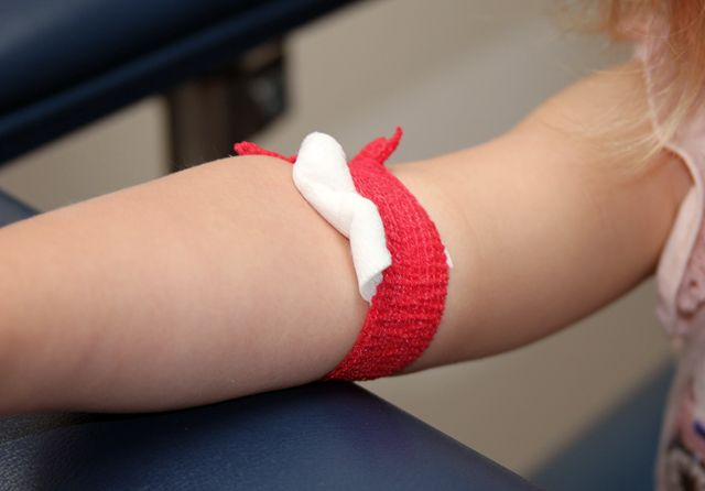 8 Tips for a Successful Toddler Blood Draw