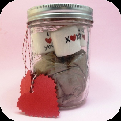 cutest party favorsParty Favors, Diy Tank, Holiday Gift, Cutest Parties, Heart Parties, Decor Cookies, Parties Favors, Fast Gift, Cocoa Gift