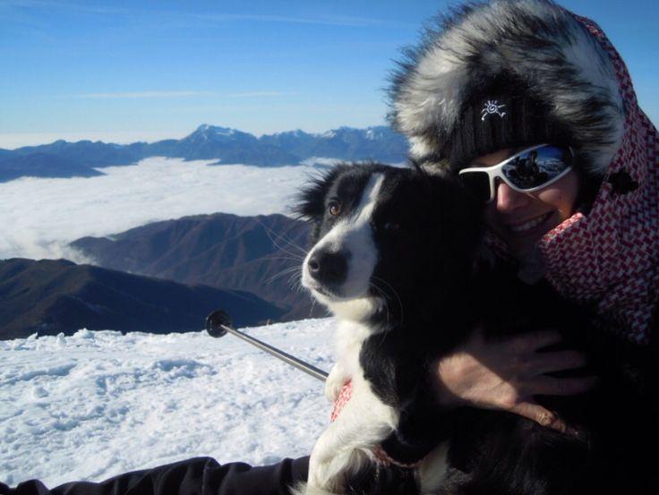 Monte Giovo, Appennino, Escursione invernale di famiglia...