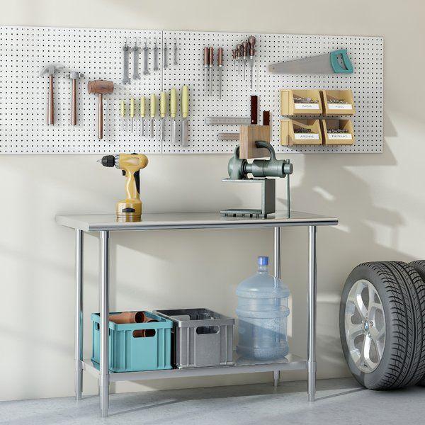 Kitchen Benchtop Storage Ideas: Best 25+ Workbench Organization Ideas On Pinterest