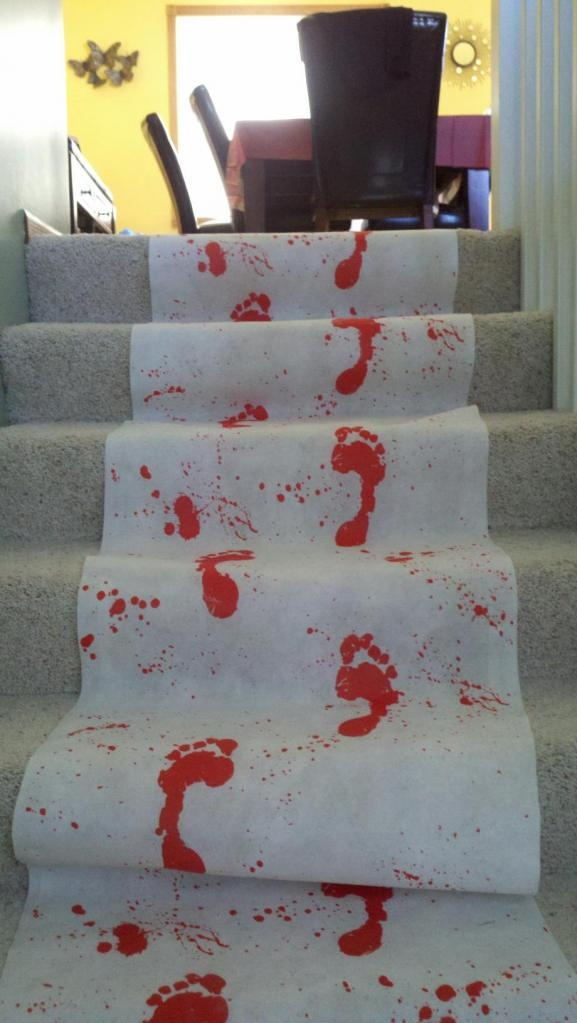 Dexter-Themed Party Decor