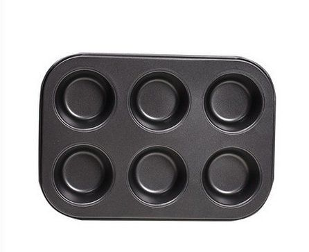 6 even the with nonstick cake mold (Round) -- You can get more details by clicking on the image.