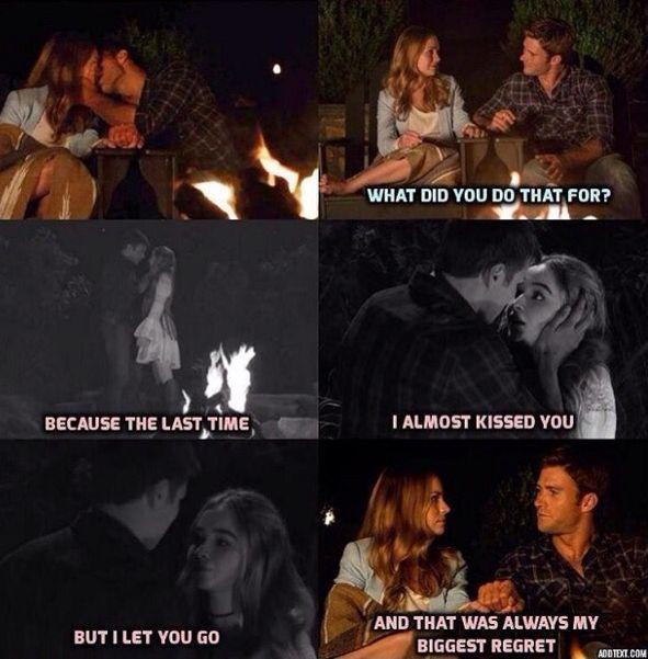 Maya, Lucas please, KISS ALREADY!!!