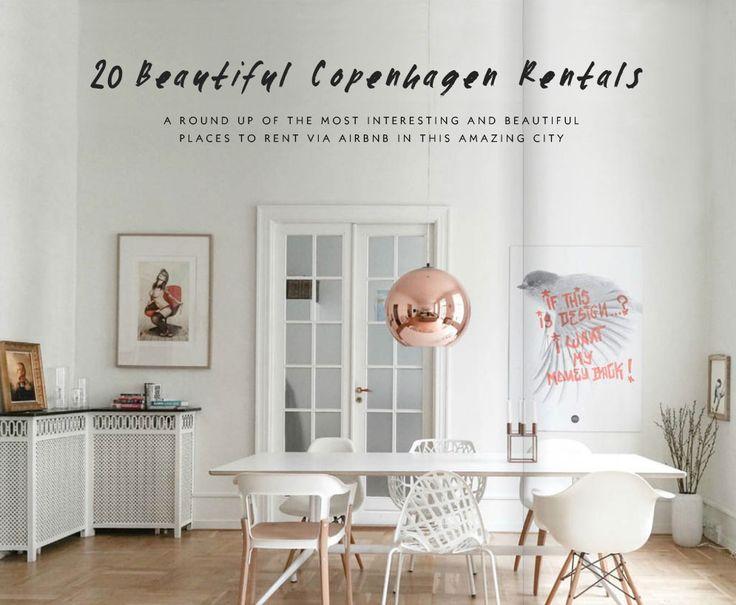 20 Beautiful Airbnb Rentals In Copenhagen