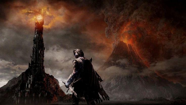 Shadow Of Mordor #2 by ProfessorAdagio on DeviantArt