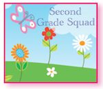 For Second Grade teaching ideas only - this website is for you!  Thanks for checking us out and pass it on! Take a look below this blog post and you will see a blog roll that consists of blogs with teaching ideas devoted mainly to second grade teachers!  It is fantastic!  http://www.secondgradesquad.com/