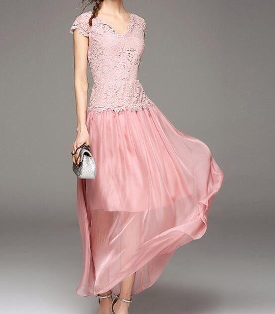 Brandie Lace Dress