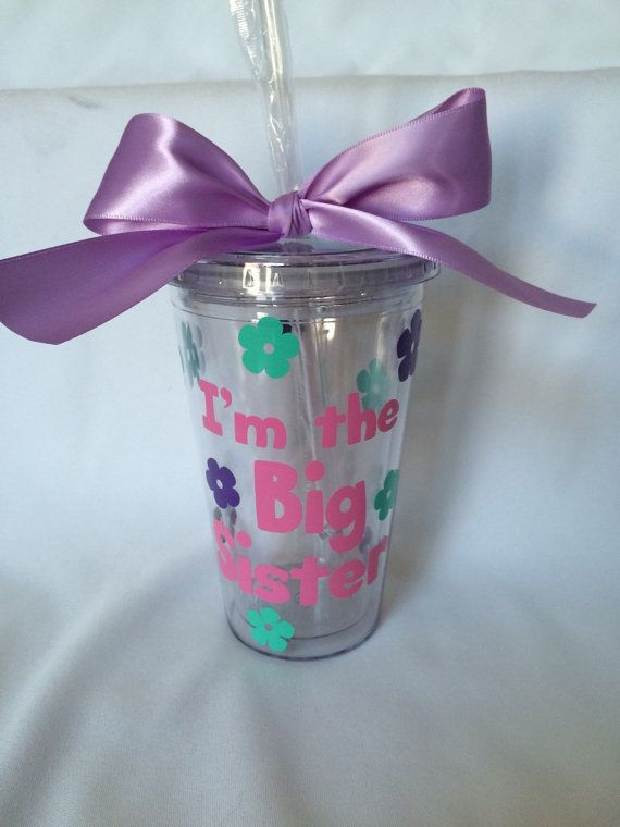 Personalized Big sister gift Big Sister Pregnancy by lawler01
