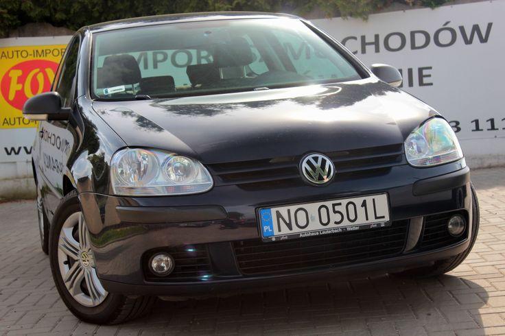 Volkswagen Golf V 1.9 TDI 105KM