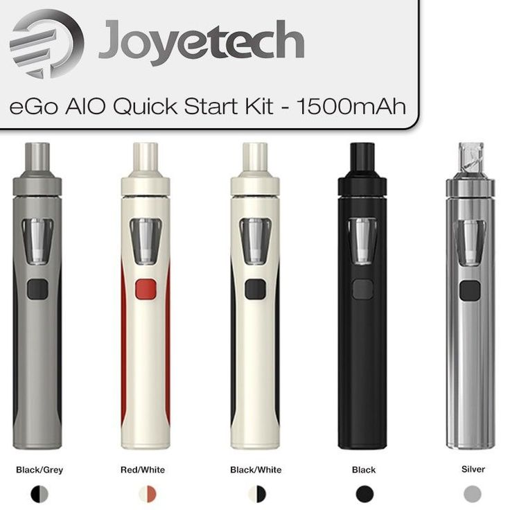 Joyetech eGo AIO Rechargeable 1500mAh Battery Charger Usb Cable Vapor Pen #Battery