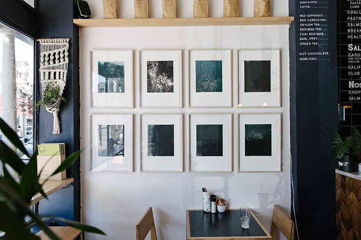 A morning for some coffee and some artwork @kleinskys … @forget_me_knots_ct 😊 #exhibition #unforeseencuriosity #capetown #city #contemporaryart #monotype 📷 photo @katemcluckie