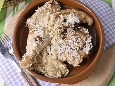 Receta | Biryani de pollo - canalcocina.es