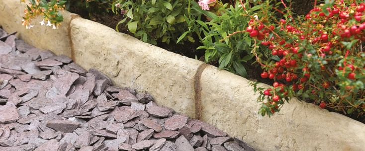 garden edging tiles - Google Search