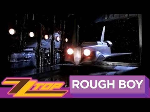 ZZ Top - Rough Boy (1985)