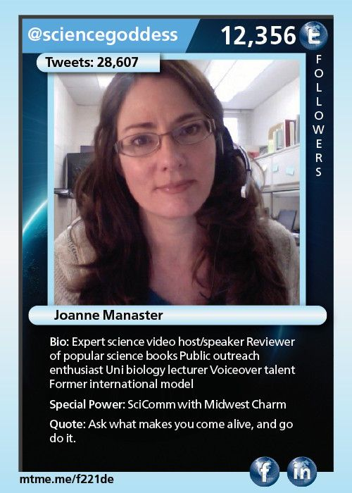 Expert Science Video Host Speaker Reviewer Of Popular Science Books