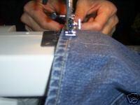 Hemming Jeans Pictorial-cutting method w/original hem. At last, help for my short legs :): A Mini-Saia Jeans, Method W Originals, Jeans Pictorialcut, Hemmings Jeans, Short Legs, Jeans Pictorial Cut, Hemming Jeans, Pictorial Cut Method, Shorts Legs
