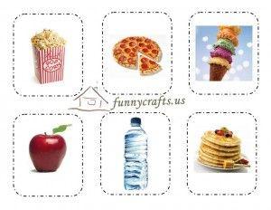 5 senses preschool theme