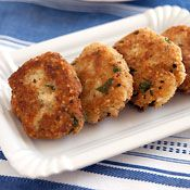 Quinoa Fritters, Recipe from Cooking.com