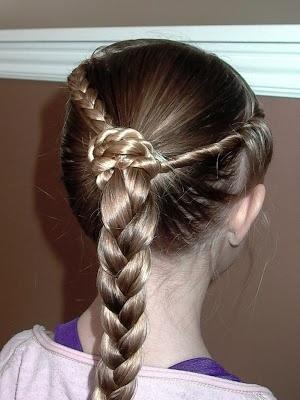 Tuto : une jolie tresse mise en valeur (via Shaunell's Hair) + des tas d'autres belles idées de coiffure