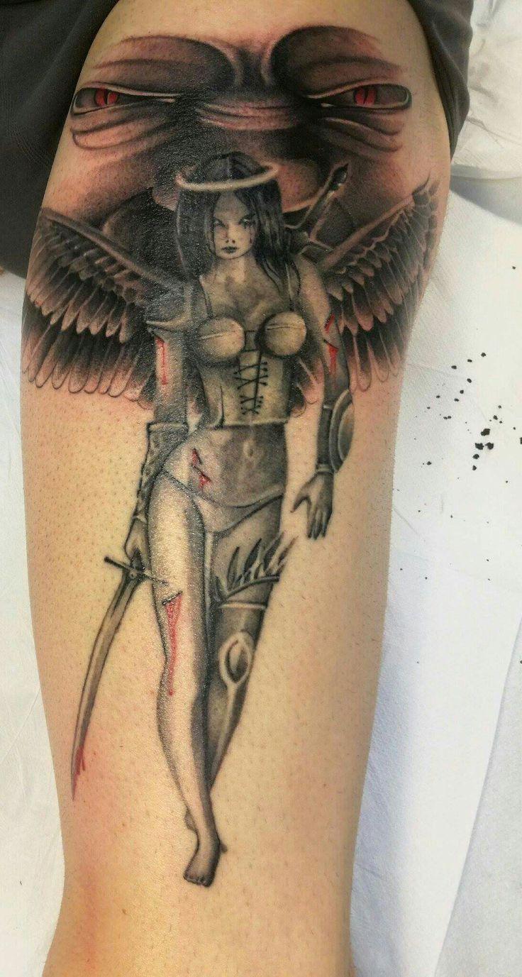 Work in progress 2... #angel #angelo #tattoo #angeltattoo #angeltattoos #demon #denons #demontattoo #demonstattoo #tattooangel #tattooangels #angelstattoo #angeli #angels #tatuaggio #tattoos #tatuaggi  #tatuaggiangeli #tatuaggiangelo #tatuaggidemoni #tatuaggiodemone #ali #tattooali #tattoosali #tatuaggioali #tatuaggiali #tattooswings #angels #angeli #demone #demoni #tatuaggioangelodemone #tatuaggioangelo #tatuaggioangeli #tatuaggio #tattoo #tattoos