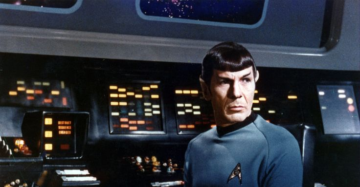 THE NEW YORK TIMES (February 27, 2015) ~ Leonard Nimoy, actor, director, author, STAR TREK's Spock, dies at 83. [Click for NY Times obituary]