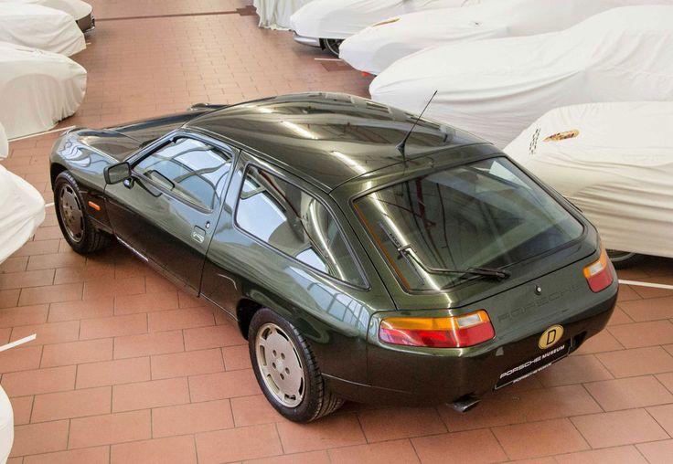 J'avais en tête depuis longtemps de vous parler d'une version «break de chasse» (ou Shooting Brake) de la Porsche 928. J'avais d'ailleurs accumulé quelques photos et des i…