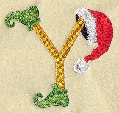 Elf Letter Y   t...Y Letter Design