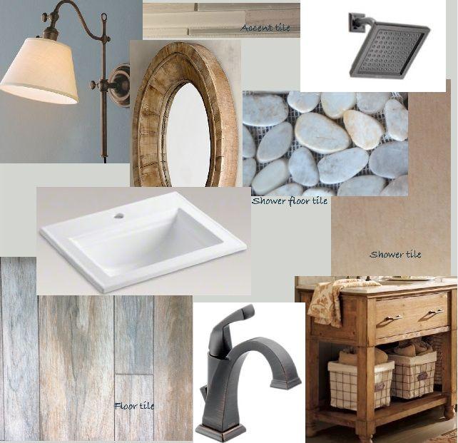 78 Best Images About Bathroom Decor On Pinterest