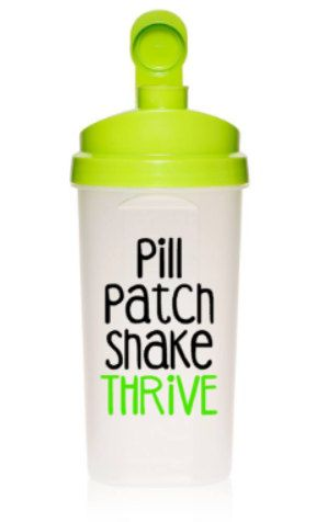 Hey, I found this really awesome Etsy listing at https://www.etsy.com/listing/387366008/decal-pill-patch-shake-thrive-thrive