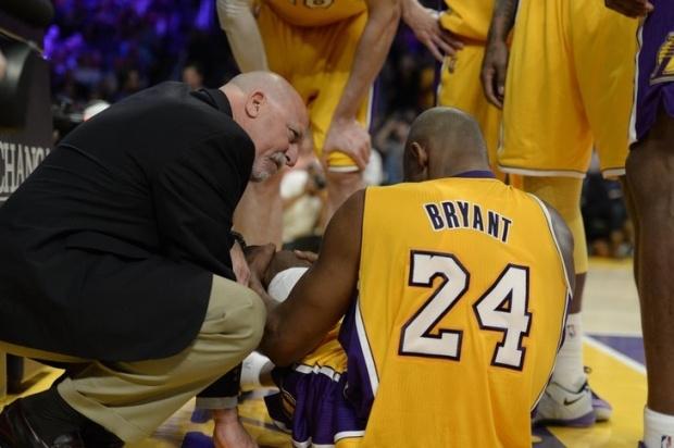 Kobe Bryant's Injury – 3:30 AM Rant