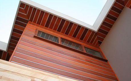Our Cedar Siding Features Clear Vertical Grain Cvg Wood