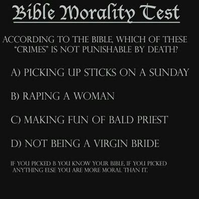 What are some books that talk about morality and religion?