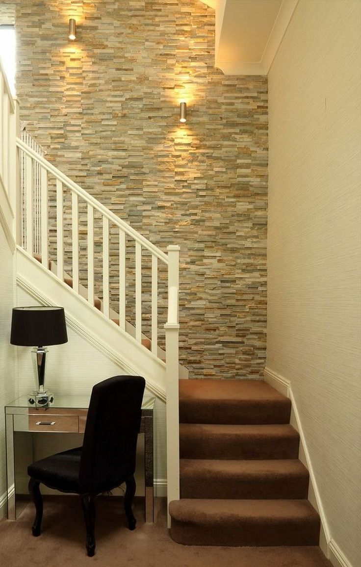 Best 25+ Stairway walls ideas on Pinterest | Stairwell ...