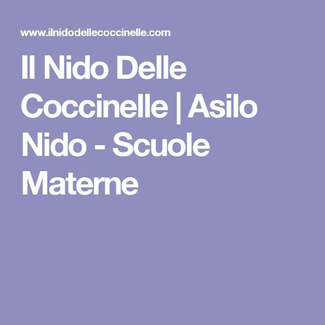 Il Nido Delle Coccinelle | Asilo Nido - Scuole Materne