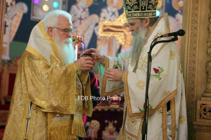 Ιερος Ναος Αναληψεως Βολου πριν λιγο