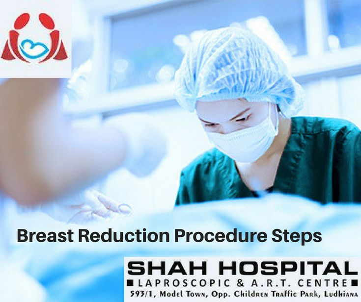 Shah Hospital provides best cosmetic surgery treatment at affordable price. To know about surgical breast reduction procedure steps, visit Shah Hospital.