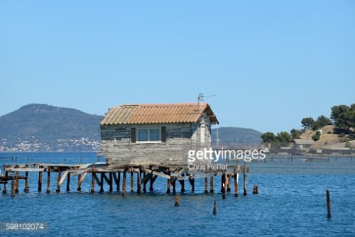 Fisherman's or Fisher's Hut Among the Mussel Beds at... #kubovahut: Fisherman's or Fisher's Hut Among the Mussel Beds at… #kubovahut